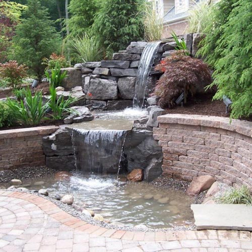 Waterfall Landscaping Ideas